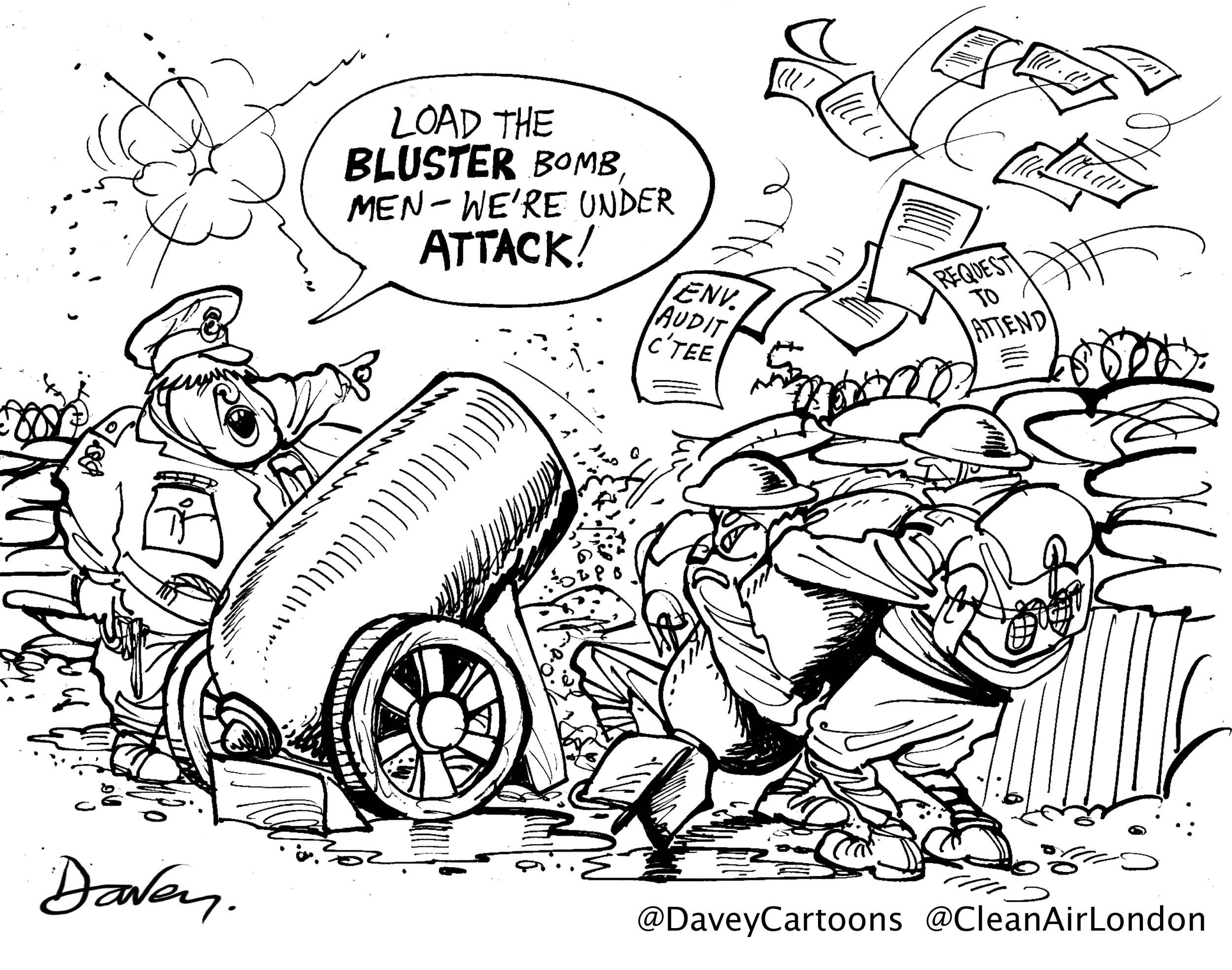 Bluster bomb 030514