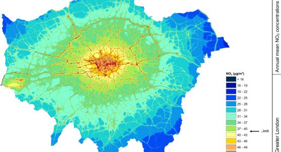 Ulez Is Another Important Step On The Path To Banning Diesel Clean Air In London